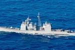 2 chiến hạm Mỹ thách thức Trung Quốc ở Hoàng Sa