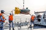 Trung Quốc diễn tập chống phong tỏa thủy lôi trên Biển Đông