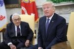 """Kissinger lại dâng kế """"liên Ngô kháng Ngụy"""", Mỹ-Nga âm thầm chỉnh Trung Hoa"""
