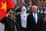 Tướng Mattis thăm Việt Nam, thông điệp Biển Đông và cuộc tập trận của Trung Quốc