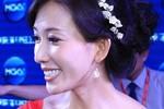 Siêu mẫu số 1 Đài Loan Lâm Chí Linh lộ dấu hiệu tuổi già