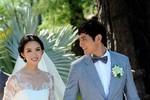 Đám cưới bí mật đẹp như mơ của Hoa hậu thế giới Trương Tử Lâm