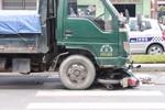 Clip: Camera trên mũ quay cảnh nạn nhân bị xe kéo lê gây xôn xao