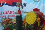 Trường Ngôi Sao Hà Nội tưng bừng buổi lễ khai giảng năm học mới