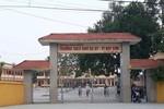 """7 giáo viên giỏi """"bật"""" khỏi trường Nhữ Bá Sỹ vì kế hoạch lạ của huyện Hoằng Hóa"""