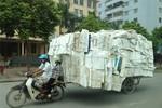 """Muôn kiểu quá tải, quá khổ và """"quá liều"""" của giao thông Việt Nam (P14)"""