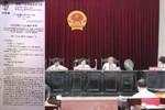 Tòa bác đơn 1 doanh nghiệp kiện Chủ tịch UBND tỉnh Thanh Hóa