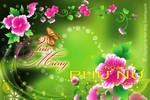 Những tấm thiệp đẹp và ý nghĩa cho ngày phụ nữ Việt Nam 20/10 (P1)