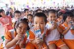 """Bắc Ninh đồng hành cùng Vinamilk triển khai """"Sữa học đường"""""""