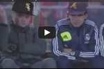 Mourinho và trợ lý chơi nhạc rap trên băng ghế chỉ đạo