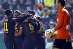 Cordoba 0-2 Barcelona: Càng 'can', Messi càng 'làm tới'