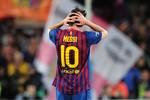 Năm 2012 của Messi: Lên voi và xuống...