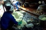 Đột nhập lò hành phi siêu bẩn ở Hà Nội