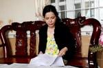 """""""Lý do kỉ luật Đảng nữ phó phòng Trần Hồng Ly là chưa thỏa đáng"""""""