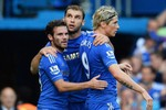 Chelsea 4-1 Norwich: Juan Mata chói sáng, Chelsea vững ngôi đầu