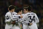 Real Madrid 4-1 Ajax: Chủ lẫn khách đều vui