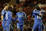 Góc ảnh Premier League 8/12: Chelsea và Arsenal trở lại đường đua