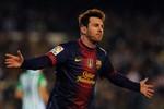 Video: Trọn bộ 86 bàn thắng của Lionel Messi trong năm 2012