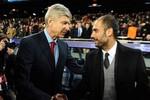 Rộ tin Guardiola thay Arsene Wenger dẫn dắt Arsenal