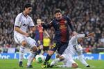 Đại chiến El Clasico, Real Madrid 1-1 Barcelona qua ảnh