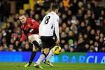 Fulham 0 - 1 Man Utd: Rooney ghi bàn, Quỷ Đỏ hú vía