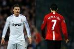 Top 10 bàn thắng của Ronaldo: 5 cho M.U và 5 cho Real Madrid