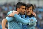 Man City 4 - 0 Leeds: Aguero lập cú đúp, City tiến vào tứ kết