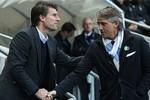 Premier League 5 P.M: Laudrup thay Mancini?