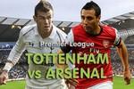 Link Sopcast xem bóng đá: Tottenham - Arsenal