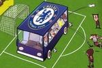 Bình luận: Khi phòng thủ 'dựng xe buýt' cũng là nghệ thuật