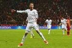 Galatasaray 3 - 2 Real Madrid: Ronaldo ghi cú đúp, Real toát mồ hôi