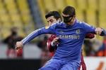 Rubin Kazan 3-2 Chelsea: Torres lại ghi bàn, The Blues vào bán kết
