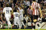 Athletic Bilbao 0 - 3 Real Madrid: Ronaldo lập cú đúp