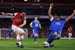 Arsenal 0 - 0 Everton: Chelsea và Tottenham cùng mừng