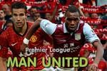 Link Sopcast xem bóng đá: Manchester United - Aston Villa