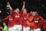 Góc ảnh: Lần thứ 20 vô địch, M.U tiếp tục thống trị bóng đá Anh