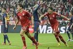 """Tiêu điểm Bayern Munich 4-0 Barcelona: Messi """"tạnh"""""""