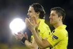 """Tiêu điểm Dortmund 4-1 Real Madrid: """"Quái vật"""" Lewandowski"""