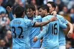 Man City 2 - 1 West Ham: Nasri lập cú đúp kiến tạo