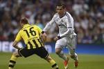 Tiêu điểm Real Madrid 2-0 Dortmund: Vận đen bán kết của Real