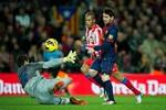 Atletico Madrid - Barcelona (3h): Ngày đăng quang