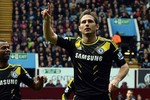 Lampard: Chúng tôi còn không tập đá penalty cho trận chung kết