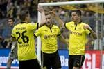Vô địch C1, cầu thủ Dortmund nhận tiền thưởng bèo hơn cả… Norwich