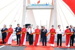 Thông xe tuyến cao tốc Hạ Long - Hải Phòng
