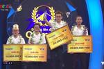 Thí sinh Quảng Ninh xuất sắc giành quán quân Olympia lần thứ 18