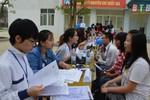 Tư vấn tuyển sinh cho học sinh tại Thái Bình