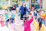 Cô giáo Hiền, một đóa hoa ngát hương của ngành giáo dục tỉnh Thái Bình