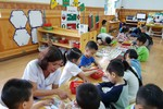 Cô giáo mầm non chiến thắng bệnh ung thư bằng niềm yêu thương con trẻ