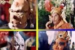 Các yêu ma quỷ quái kỳ dị trong 'Tây Du Ký' 1986