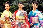 Lò đào tạo hoa hậu Nhật tung ảnh mỹ nhân chào năm mới